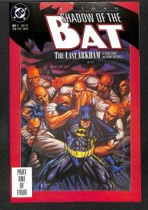 Batman: Shadow of the Bat #1 (1992)