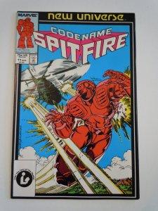 Codename: Spitfire #11 (1987)