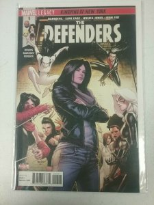 The Defenders #9 Marvel Legacy Comic  2018 NW142