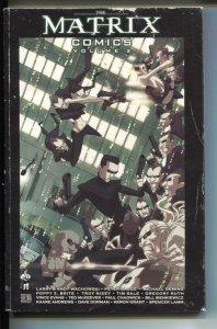 Matrix Comics-#2-Andy & Larry Wachowski-TPB-Trade