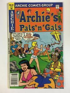 ARCHIES PALS & GALS (1952-    )134 VF-NM  Aug 1979 COMICS BOOK