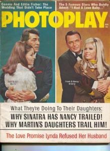 Photoplay-Dean Martin-Frank Sinatra-Fred Astaire-Eddie Fisher -March-1968