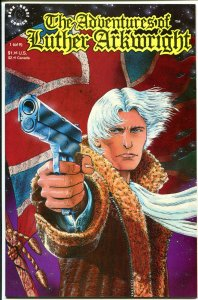 ADVENTURES of LUTHER ARKWRIGHT #1, NM+, Bryan Talbot, 1990, more in store