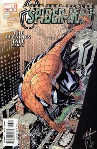 Marvel THE SPECTACULAR SPIDER-MAN (2003 Series) #13 VF
