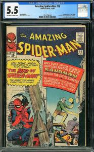 The Amazing Spider-Man #18 (Nov 1964, Marvel)