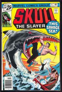Skull the Slayer #6 (Jul-76) NM Super-High-Grade Skull the Slayer