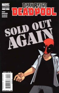 Deadpool (3rd Series) #12 (2nd) VF; Marvel | save on shipping - details inside