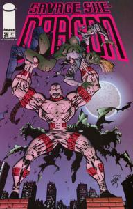 Savage Dragon, The #54 VF; Image | save on shipping - details inside