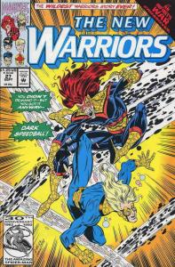 New Warriors, The #27 VF/NM; Marvel   save on shipping - details inside