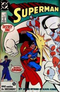 Superman  #6 (1987)