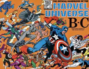 Official Handbook of the Marvel Universe (Vol. 1) #2 FN; Marvel | save on shippi