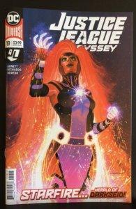 Justice League Odyssey #19 (2020)