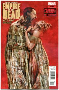 EMPIRE of the DEAD II #4, NM, George Romero, Zombies, 2014, more Horror in store