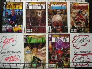 BATTLE FOR BLUDHAVEN INFINITE CRISIS AFTERMATH  1-6