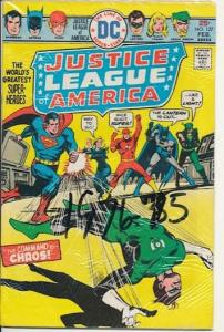 DC Justice League of America #127 Very Fine (8.0)  (377J)