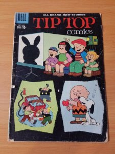 Tip Top Comics #219 ~ GOOD - VERY GOOD VG ~ (1960, Dell Comics)