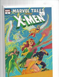 Marvel Tales Featuring X-Men #1 Jen Bartel Main Cover NM nw08