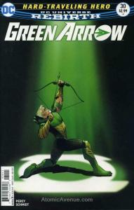 Green Arrow (6th Series) #30 VF/NM; DC   save on shipping - details inside