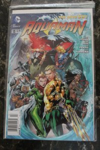 Aquaman 13 (DC,2012) The New 52