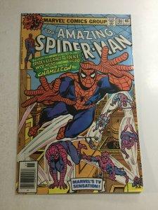 Amazing Spider-Man 186 Fn Fine 6.0 Marvel Comics