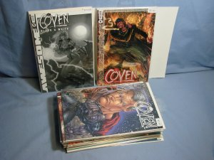 COVEN 22 Issues Awesome Comics 1997 LIEFELD #1 & MORE GREAT READS VF/NM L@@K!