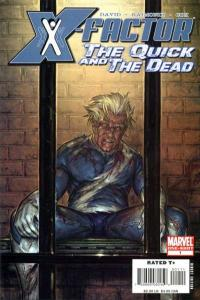 X-Factor (2006 series) The Quick and the Dead #1, NM + (Stock photo)