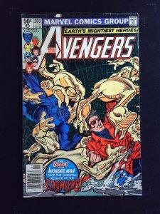 The Avengers #203 (1981)
