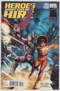 Heroes For Hire #5 (VF-NM) 2011