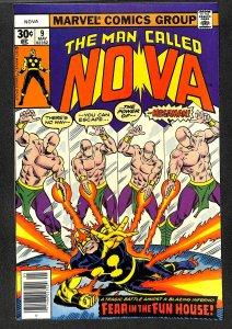 Nova #9 (1977)