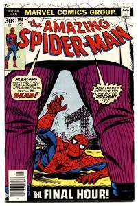 AMAZING SPIDER-MAN #164 comic book-MARVEL COMICS-KINGPIN