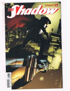 The Shadow # 23 NM 1st Print Variant Cover D Dynamite Ent. Comic Book S67