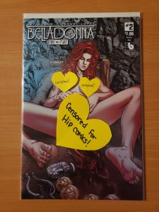 Belladonna Fire and Fury #2 Playtime Adult Variant Cover