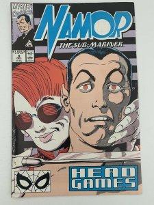 NAMOR  # 9 - COMIC - 1990 -  VF