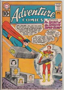 Adventure Comics #290 (Nov-61) VG/FN+ Mid-Grade Legion of Super-Heroes