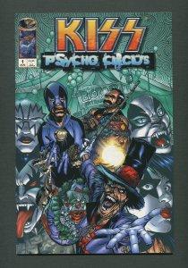Kiss Psycho Circus #1  / 9.6 NM+ - 9.8 NM-MT /  August 1997