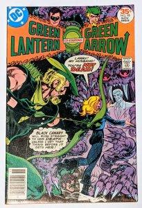 Green Lantern #98 (Nov 1977, DC) VF+ 8.5 Mike Grell cover