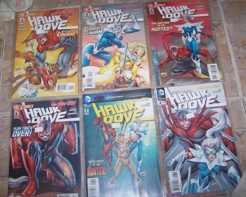 Hawk and Dove #3 Comic Book 2011 New 52 DC