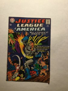 Justice League Of America 55 Very Good- Vg- 3.5 Dc Comics