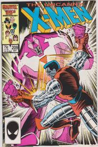 Uncanny X-Men #209