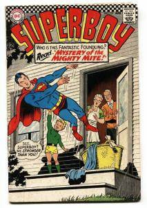 SUPERBOY #137 1967-DC SILVER AGE-MIGHTY MITE - VG