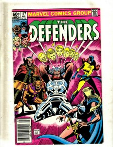 12 Comics Defenders 117 133 134 146 147 Alpha Flight 25 39 40 Annual 1 2 ++ GB1