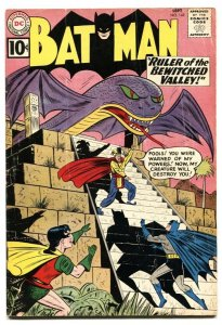 BATMAN #142 Silver-Age comic book 1961-DC- VG