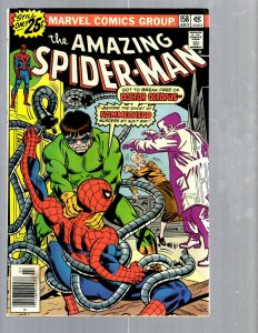 Amazing Spider-Man # 158 FN Marvel Comic Book MJ Vulture Goblin Scorpion TJ1