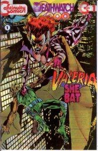 VALERIA THE SHE BAT (1993 CO) 1 VF-NM May 1993 COMICS BOOK