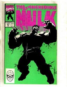 3 Comics Hulk 377 KEOWN X-Force 25 Nicieza X-Men 191 Romita Jr. ALL 3 SIGNED RM4