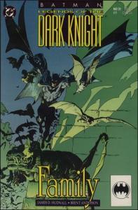 DC BATMAN: LEGENDS OF THE DARK KNIGHT #31 VF/NM