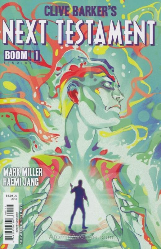 Next Testament (Clive Barker's…) #1 VF/NM; Boom! | save on shipping - details in
