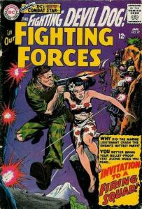 Our Fighting Forces #97, VG (Stock photo)