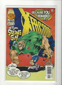 X-Factor (1986 series) #135 in Near Mint condition. Marvel comics