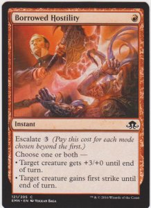 Magic the Gathering: Eldritch Moon - Borrowed Hostility